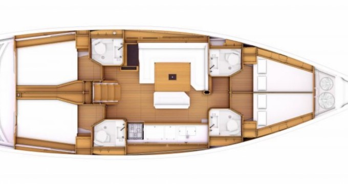 Bootsverleih Jeanneau Sun Odyssey 469 Le Marin Samboat