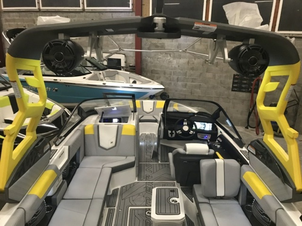 Motorboot mieten in Aix-les-Bains - Nautique Correct Craft g21