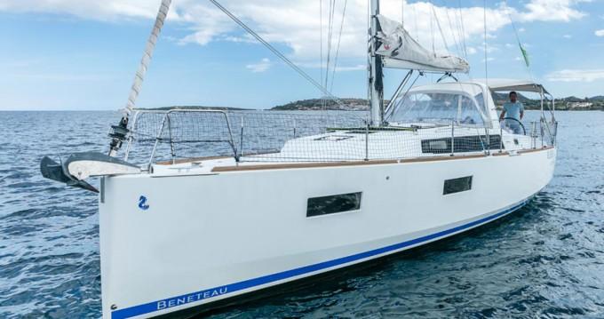 Bootsverleih Bénéteau Oceanis 38 Ayamonte Samboat