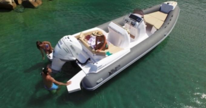Schlauchboot mieten in Saint-Tropez - Joker Boat Clubman 28