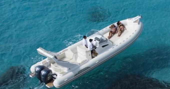 Schlauchboot mieten in Saint-Tropez zum besten Preis
