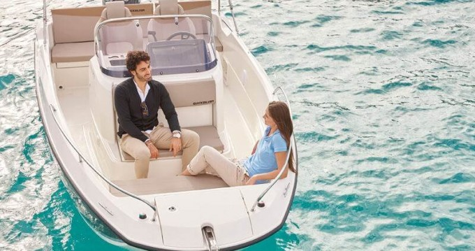 Yacht-Charter in Trogir - Quicksilver Activ 605 Open auf SamBoat