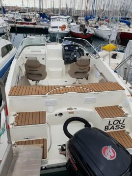 Bootsverleih Antibes günstig Activ 595 Cruiser
