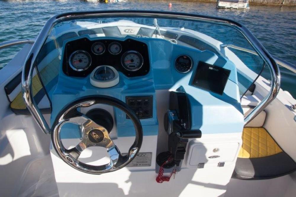 Motorboot mieten in Krk zum besten Preis