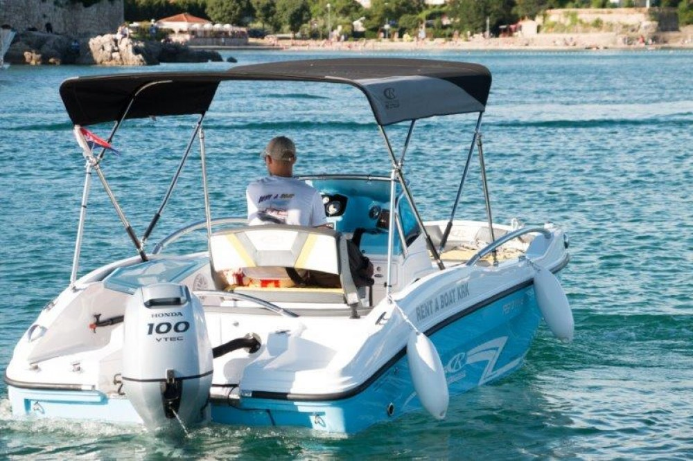 Yacht-Charter in Krk - Rancraft RS5 auf SamBoat