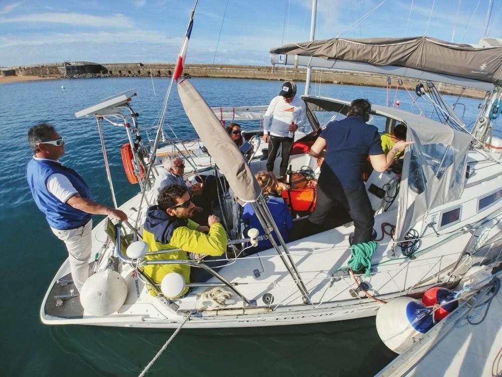 Segelboot mieten in Hendaye zum besten Preis