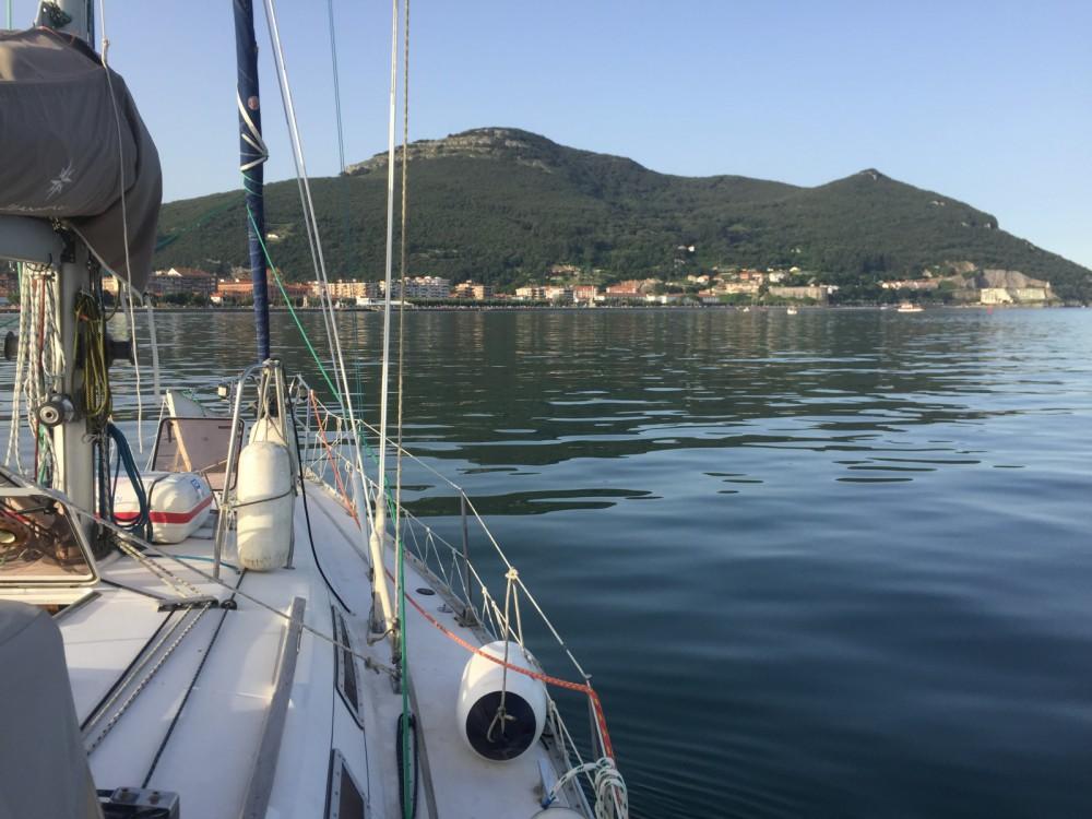 Segelboot mieten in Hendaye - Jeanneau Sun Legend 41
