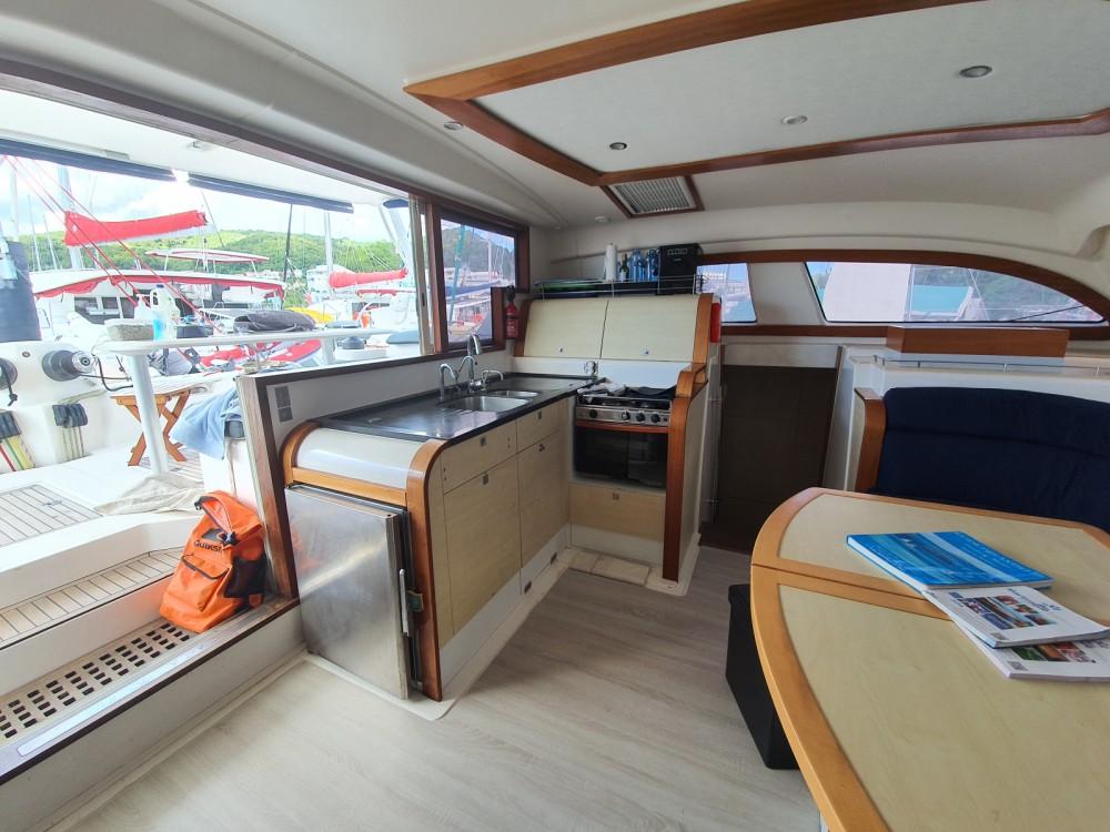 Katamaran mit oder ohne Skipper Catana mieten in Le Marin