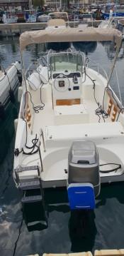 Motorboot mit oder ohne Skipper Capelli mieten in Cavalaire-sur-Mer
