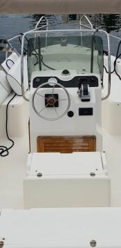 Motorboot mieten in Cavalaire-sur-Mer - Capelli Cap 18