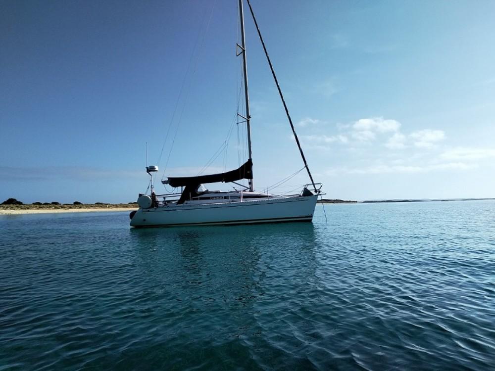 Segelboot mieten in La Savina - Elan Elan 295