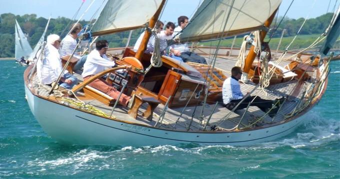 Vermietung Segelboot yacht classique BOB 4 mit Führerschein