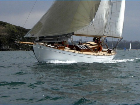 Bootsverleih yacht classique BOB 4 Cornu Saint-Malo Samboat