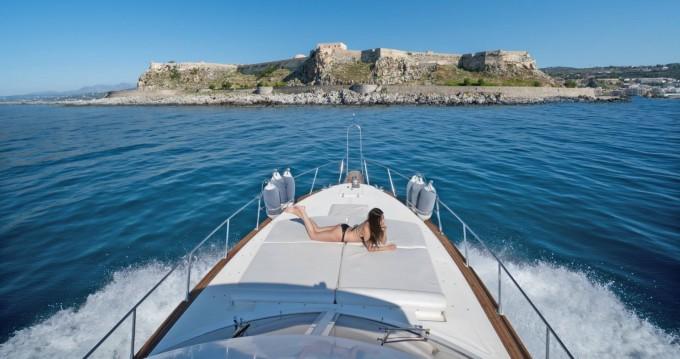 Motorboot mieten in Rethymno zum besten Preis