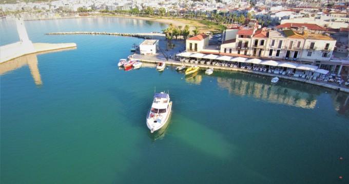 Vermietung Motorboot Piantoni mit Führerschein