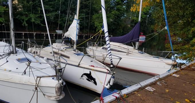 Segelboot mieten in Vaux-sur-Seine zum besten Preis