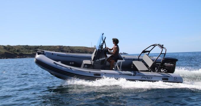 Schlauchboot mieten in Port-Louis - Zodiac Pro 6.5