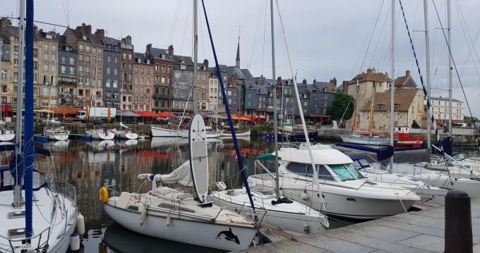 Yacht-Charter in Vaux-sur-Seine - Ultramar Orque 70 auf SamBoat