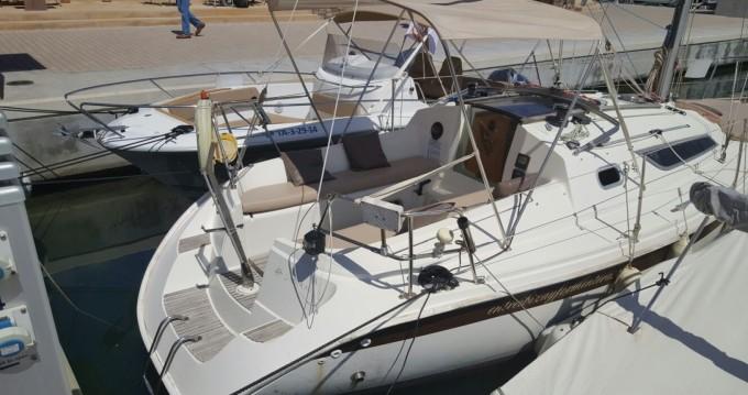 Segelboot mit oder ohne Skipper Jeanneau mieten in Ibiza Town
