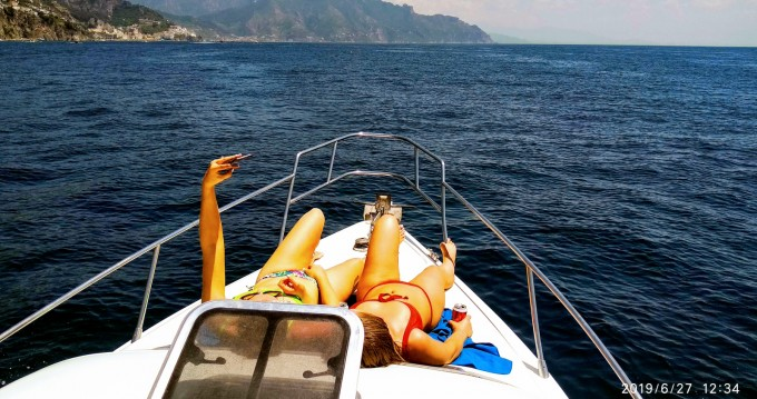 Yacht-Charter in Sorrento - Atlantic Laver 30 auf SamBoat