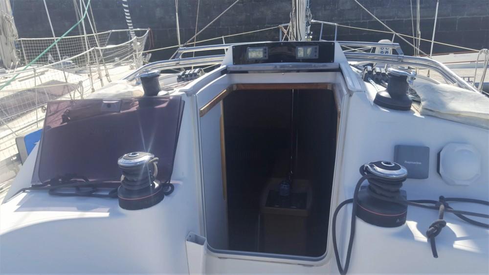 Vermietung Segelboot Alliaura-Marine mit Führerschein