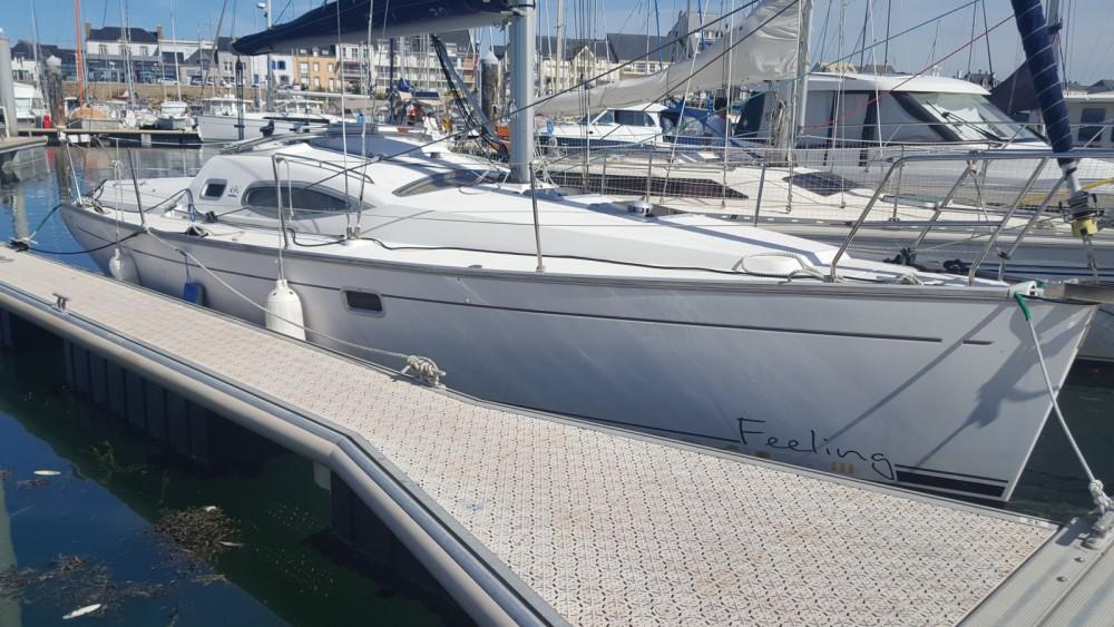 Segelboot mit oder ohne Skipper Alliaura-Marine mieten in Mortagne-sur-Gironde
