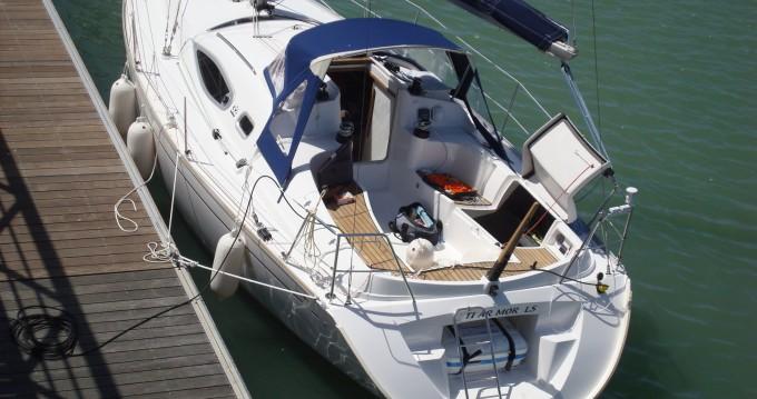 Segelboot mieten in La Rochelle - Alliaura-Marine Feeling 32 DI