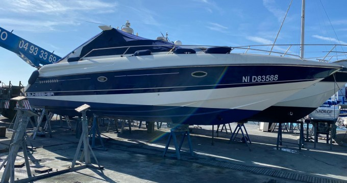 Motorboot mieten in Cannes - Sunseeker Comanche 40