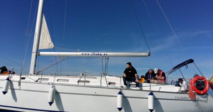 Segelboot mieten in Valencia - Bénéteau Cyclades 50.4