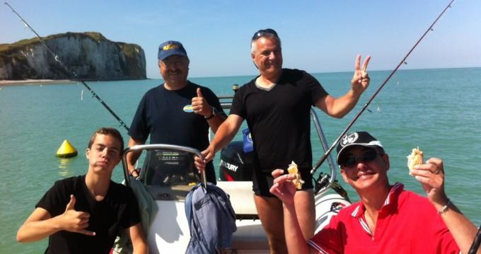 Schlauchboot mieten in Cany-Barville - Zodiac Sundream