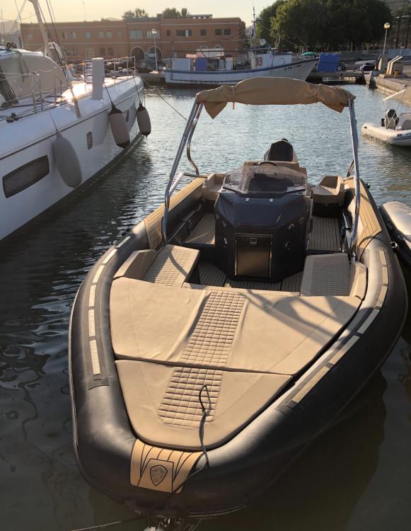 Schlauchboot mieten in Palma zum besten Preis