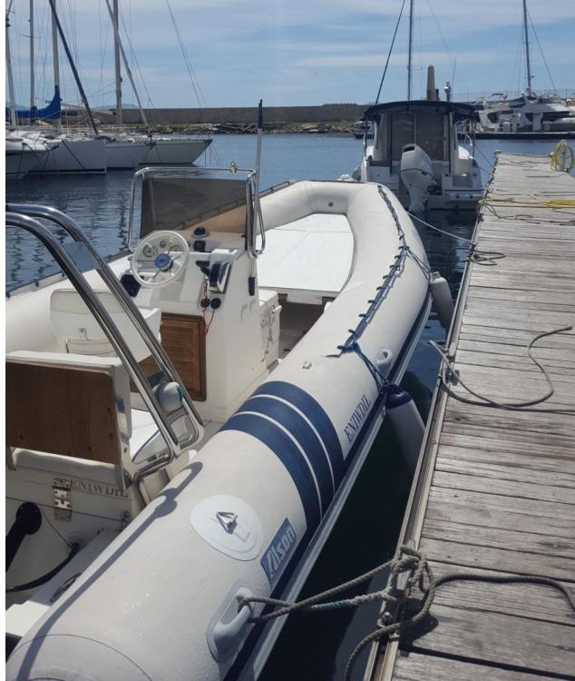 Yacht-Charter in Marseille - Alson Flash 650 auf SamBoat