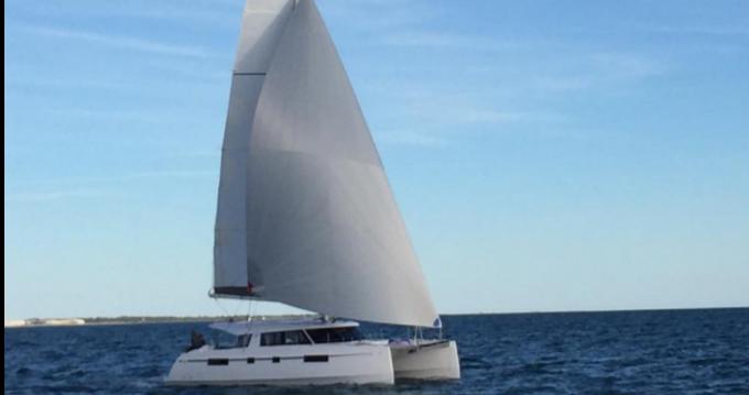 Yacht-Charter in Le Marin - Nautitech open 46 auf SamBoat