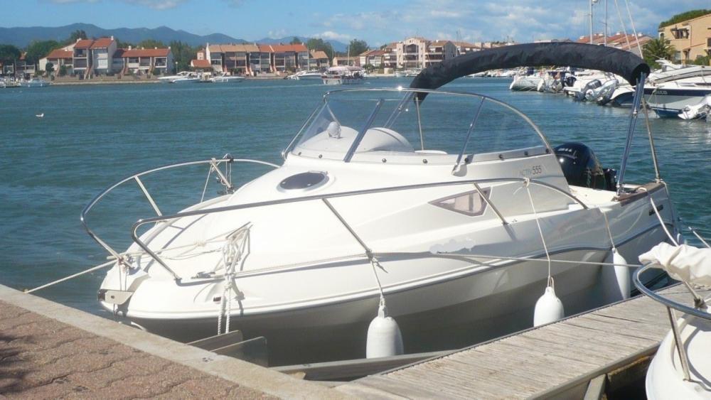 Motorboot mit oder ohne Skipper Quicksilver mieten in Argelès-sur-Mer