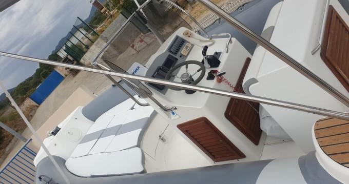 Schlauchboot mit oder ohne Skipper Capelli mieten in Propriano
