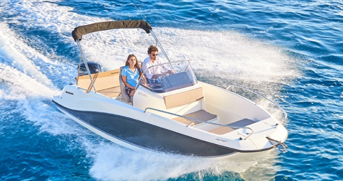 Motorboot mieten in Puerto Alcocéber zum besten Preis