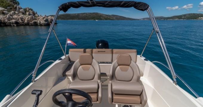 Motorboot mieten in Puerto Alcocéber - Quicksilver Activ 605 Open