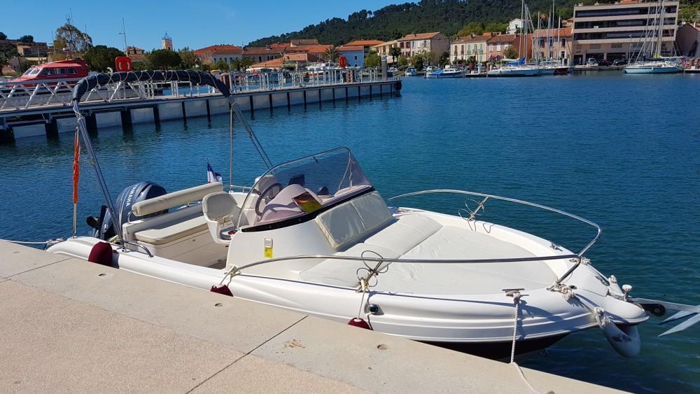 Motorboot mit oder ohne Skipper Pacific Craft mieten in Hyères