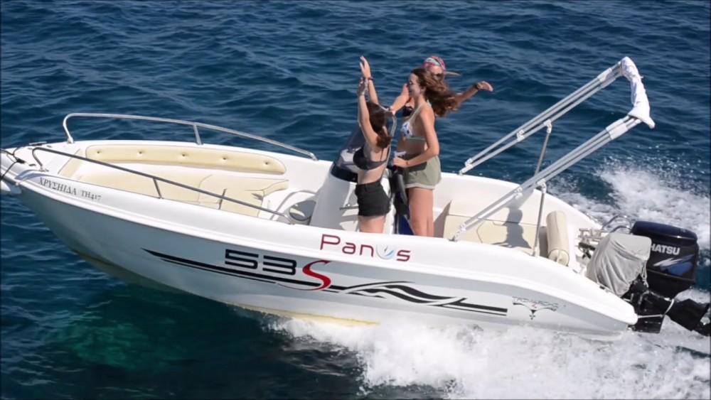 Bootsverleih Karnic Bluewater 2460 La Savina Samboat