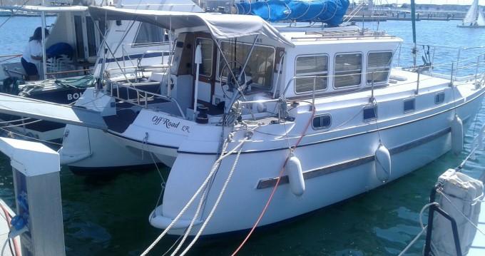 Vermietung Motorboot catfisher mit Führerschein