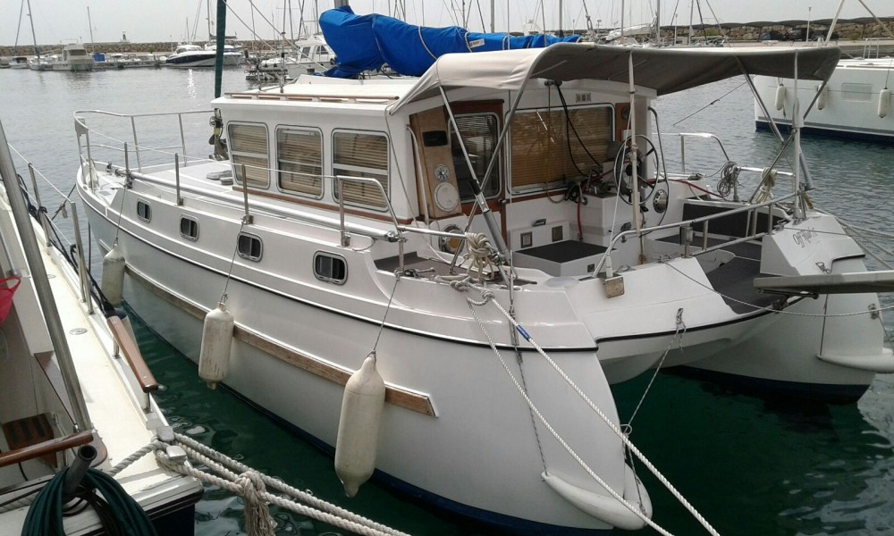 Katamaran mit oder ohne Skipper catfisher mieten in Marseille
