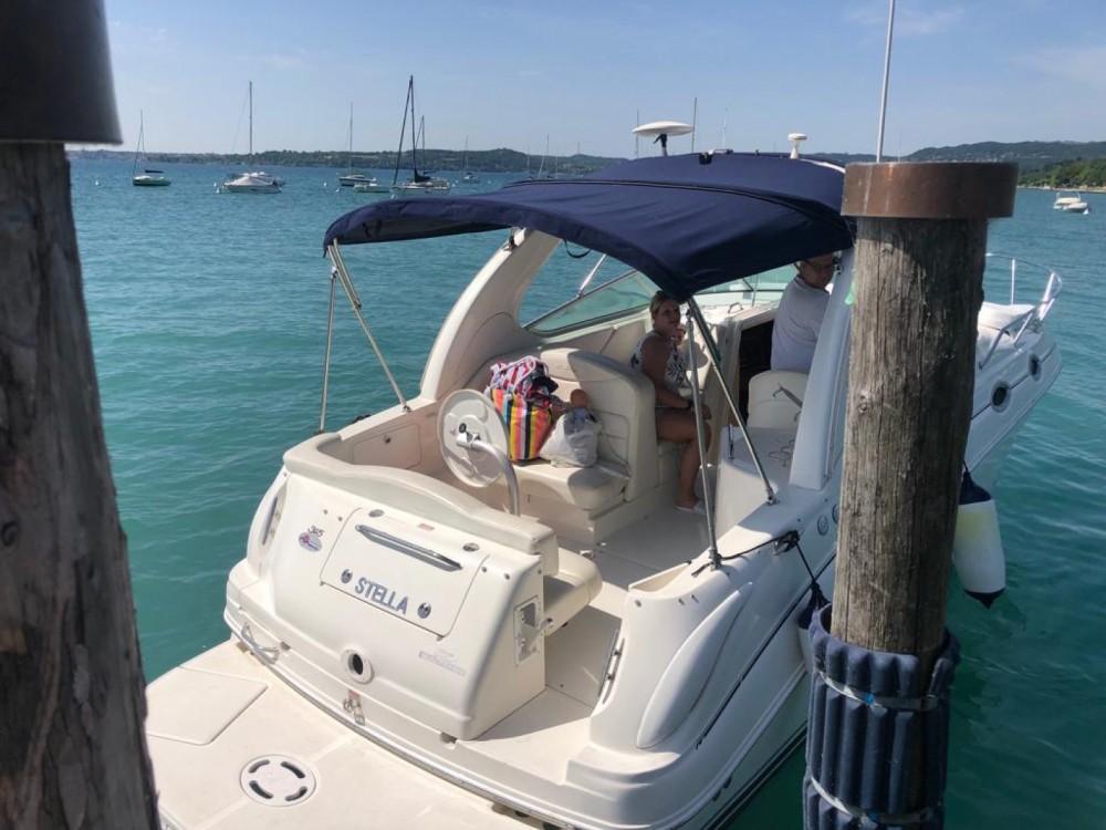 Motorboot mieten in Moniga del Garda zum besten Preis
