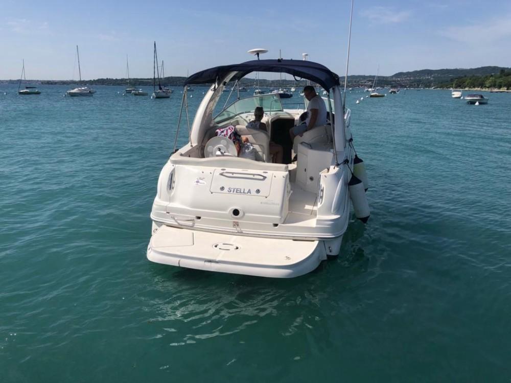 Yacht-Charter in Moniga del Garda - Sea Ray Sea Ray 315 Sundancer auf SamBoat