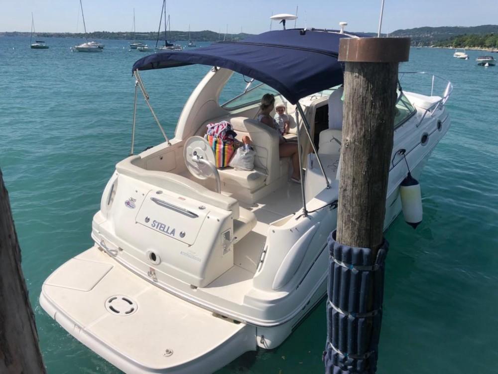 Vermietung Motorboot Sea Ray mit Führerschein
