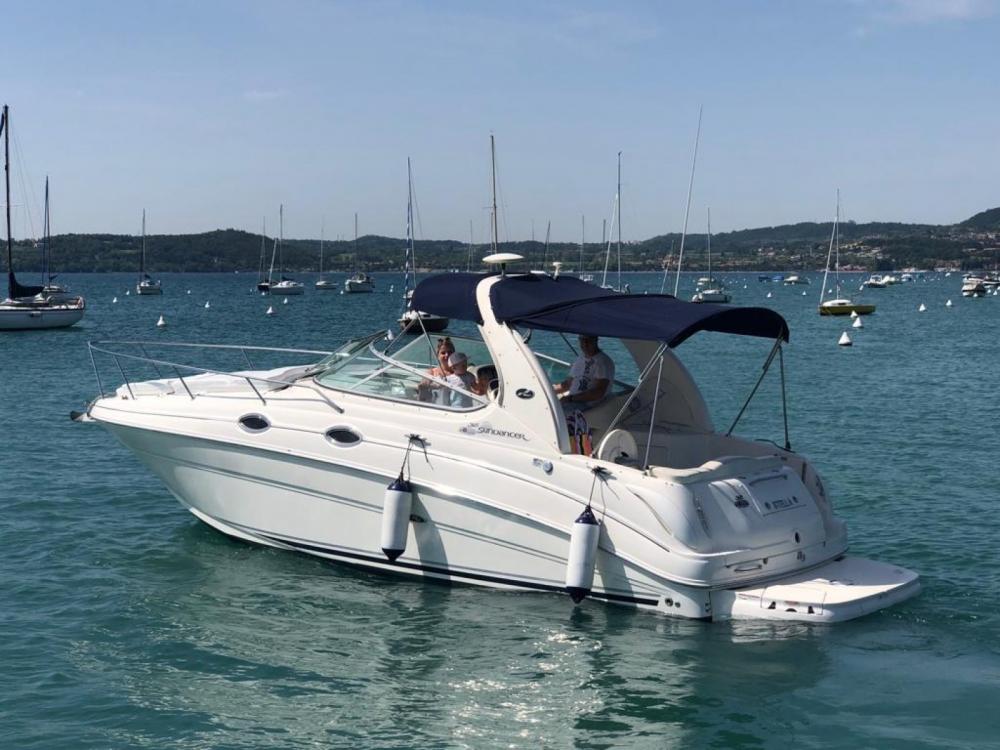 Motorboot mit oder ohne Skipper Sea Ray mieten in Moniga del Garda