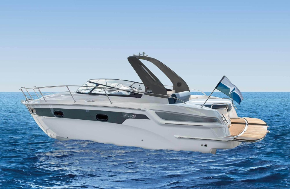 Yacht-Charter in Moniga del Garda - Bavaria S29 sport auf SamBoat