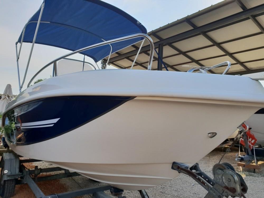 Bootsverleih TRIMARCHI 57S Moniga del Garda Samboat