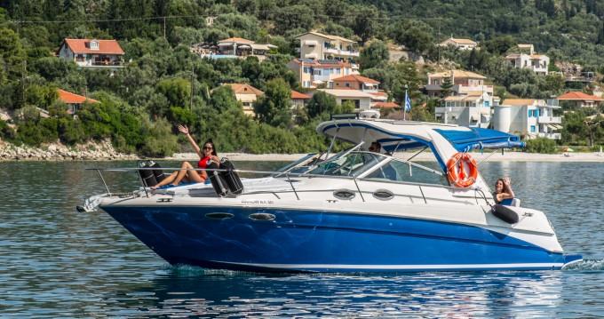 Yacht-Charter in Nikiána - Sea Ray Sea Ray 290 Sundancer auf SamBoat