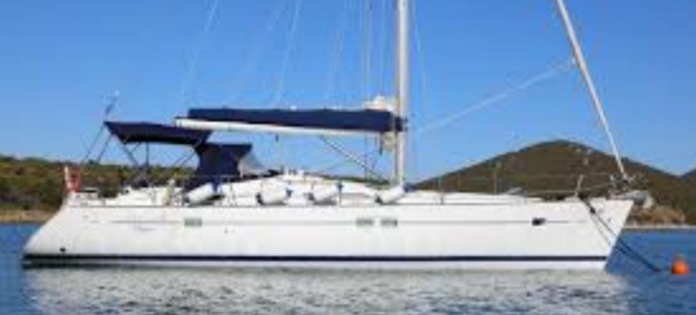 Segelboot mieten in Marsala - Bénéteau Oceanis 423 Clipper
