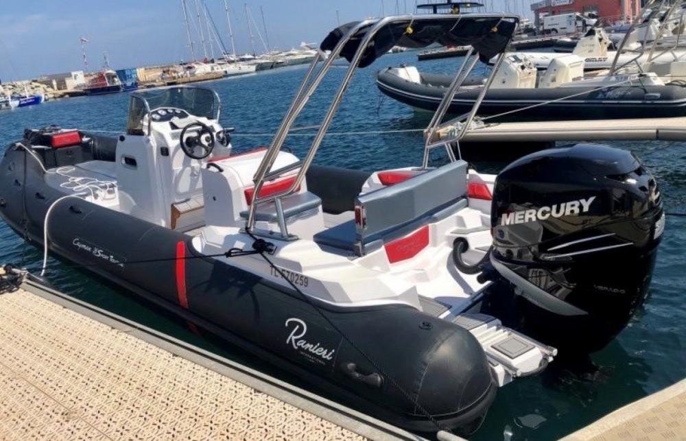 Bootsverleih Marseille günstig Cayman 26 Sport Touring